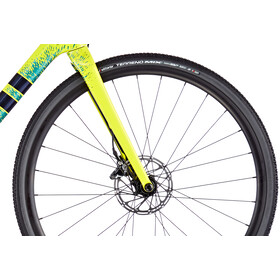 Cannondale SuperX Force 1, nuclear yellow